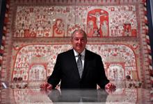 Рабочий визит президента Армена Саркисяна в Нью-Йорк