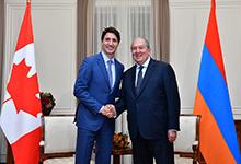Հաճելի է խոսել Կանադայի ու Հայաստանի միջև բարեկամության մասին, որն ունի լավ պատմություն, սակայն ապագայի շատ ավելի մեծ ներուժ