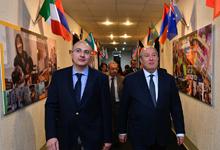 Ժամանակն է, որ «Հայաստան» հիմնադրամը դառնա  21-րդ դարի կառույց. նախագահ Սարգսյան