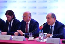 Armen Sarkissian: I urge all to stop militarization of small conflicts