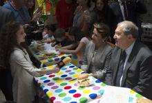 Տիկին Նունե Սարգսյանն այցելել է «Օրրան» բարեգործական կենտրոն