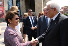 В Национальной картинной галерее открылся армяно-итальянский центр сохранения культурного наследия