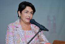 Госпожа Саркисян приняла участие в праздничном мероприятии, посвящённом 85-летию Национальной детской библиотеки имени Хнко Апера