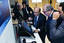 С известной компанией «Dassault systemes» обсуждена программа сотрудничества