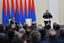Լավագույն ժամանակն է, որ նաև տնտեսական հեղափոխություն անենք. Արմեն Սարգսյան