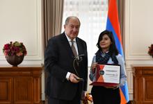 Հանրապետության նախագահի մրցանակներ հանձնվեցին  «Սևան ստարտափ սամմիթ 2018»-ի  երեք թիմերի