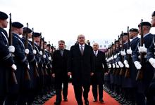 Մեկնարկել է նախագահ Արմեն Սարգսյանի պաշտոնական այցը Գերմանիայի Դաշնային Հանրապետություն