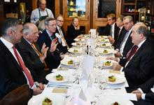 Նախագահ Սարգսյանը Բեռլինում մասնակցել է համաշխարհային անվտանգության հարցերով  քննարկմանը
