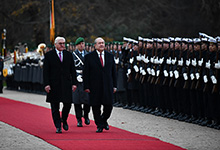 President Armen Sarkissian's official visit to the Federal Republic of Germany