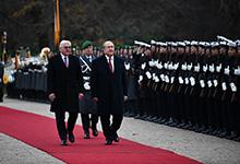 Նախագահ Սարգսյանը հրավիրել է Գերմանիայի նախագահին պաշտոնական այց կատարել Հայաստան