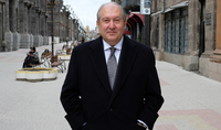 Բաց նամակ Գյումրիին՝ Հայաստանի նախագահ Արմեն Սարգսյանից