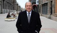 Открытое письмо Президента Армена Саркисяна городу Гюмри