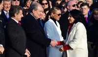 Рабочий визит Президента Армена Саркисияна в Грузию