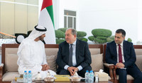 President Armen Sarkissian's official visit  to the United Arab Emirates