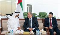 Официальный визит Президента Армена Саркисяна в Объединённые Арабские Эмираты