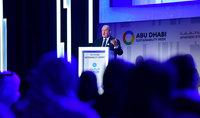 Ապրում ենք մի դարում, որտեղ նորարարություններն ու ստարտափերը կառավարում են աշխարհը. Արմեն Սարգսյանը Աբու Դաբիի համաժողովում հանդես է եկել որպես գլխավոր բանախոս