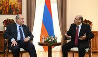 Նախագահը համոզմունք է հայտնել, որ հայ-եգիպտական փոխշահավետ գործակցությունը շարունակական կլինի