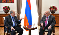 Armen Sarkissian: Combination of science and politics is important especially for the future