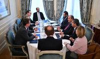 «Իմ նպատակն է Հայաստանը դարձնել նորագույն տեխնոլոգիաների երկիր». նախագահ Սարգսյանը հանդիպել է «THALES» ընկերության ղեկավարության հետ