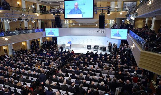 Նախագահ Արմեն Սարգսյանը մասնակցել է Մյունխենի անվտանգության համաժողովի բացման պաշտոնական արարողությանը
