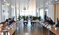 Այստեղ եմ նոր գործընկերություն սկսելու համար. նախագահ Արմեն Սարգսյանն այցելել է Մյունխենի տեխնիկական համալսարան