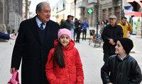 Ինձ համար Գյումրին տուն է, ես տուն եմ եկել. նախագահ Սարգսյանը հերթական անգամ այցելել է Գյումրի