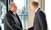 President Armen Sarkissian's working visit to the Hashemite Kingdom of Jordan