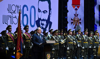President Armen Sarkissian's speech at the event dedicated to the 60th birth anniversary of Vazgan Sargsyan: He knew the power of his cross and always used it for the benefit of his country and his people