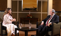 "President Sarkissian's interview with ""Amman TV"""