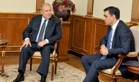 President Armen Sarkissian met with the Human Rights Defender of Armenia