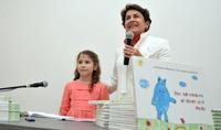 Տիկին Նունե Սարգսյանը հեքիաթի տոն է պարգևել փոքրիկներին