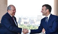 Франция вместе с Арменией продолжит бороться за справедливость – Макрон направил письмо Армену Саркисяну