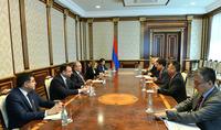 Հայաստանը և Ասիական զարգացման բանկը լավ գործընկերներ են. Հանրապետության նախագահ Արմեն Սարգսյանն ընդունել է Ասիական զարգացման բանկի պատվիրակությանը