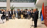 «Մտքերի հայկական գագաթնաժողով»-ը կնպաստի համագործակցության էվոլյուցիային. նախագահ Արմեն Սարգսյանի անունից Դիլիջանում կազմակերպվել է ընդունելություն