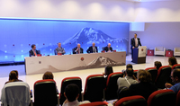 """В рамках международной конференции """"Armenian Summit of Minds"""" состоялась пресс-конференция"""