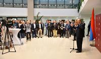 «Armenian Summit of Minds» будет способствовать эволюции сотрудничества – от имени Президента Армена Саркисяна организован приём в Дилижане