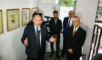 Նախագահ Արմեն Սարգսյանը Գյումրիում մասնակցել է իտալական ցուցահանդեսի բացմանը