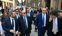 President Sarkissian conducted a working visit to Gyumri: Gyumri is our home and we have to rebuild our home