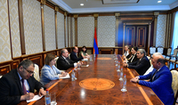 President met with the representatives of the Republic Party