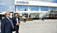 Նախագահ Արմեն Սարգսյանը Փարիզում հանդիպումներ է ունեցել Airbus և Air Asia ընկերությունների ղեկավարների հետ