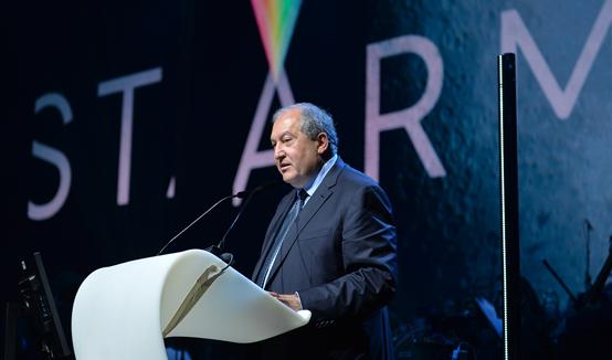 Հայերը գնահատում են գիտությունն ու կրթությունը․ Հանրապետության նախագահ Արմեն Սարգսյանն առաջարկել է գիտության ու արվեստի միջազգային STARMUS 6-րդ փառատոնն անցկացնել Հայաստանում