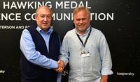 Նախագահ Արմեն Սարգսյանը համագործակցության հարցեր է քննարկել «Կասպերսկի լաբորատորիա» ընկերության գլխավոր տնօրենի  հետ