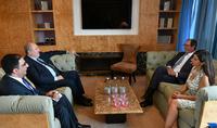 Гуманитарные программы Швейцарского Красного Креста в основном направлены на уязвимые группы – Президент Армен Саркисян встретился с руководителем структуры