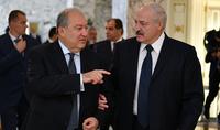 Մենք միշտ պատրաստ ենք ձեր առաջ բացելու դռները․ կայացել է Հայաստանի նախագահ Արմեն Սարգսյանի և Բելառուսի նախագահ Ալեքսանդր Լուկաշենկոյի հանդիպումը