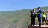 Юг может комплексно развиваться – Президент Армен Саркисян посетил Зангезурский медно-молибденовый комбинат