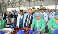 Сюникский марз имеет большой потенциал развития – Президент Армен Саркисян посетил ряд производственных предприятий Сюникского марза