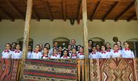 В Сюнике Президент Саркисян посетил областные очаги культуры
