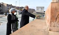 Рабочий визит Президента Армена Саркисяна в  Лори