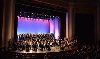 Նախագահ Արմեն Սարգսյանը ներկա է գտնվել համաշխարհային ճանաչում ունեցող սոպրանո Հասմիկ Գրիգորյանի մենահամերգին