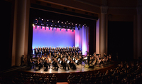 President Armen Sarkissian was present at the concert of the world-famous soprano Hasmik Grigorian